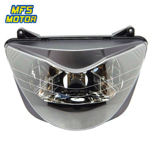 цена на For 99-00 Honda CBR600 CBR 600 F4 Motorcycle Front Headlight Head Light Lamp Headlamp Assembly 1999 2000