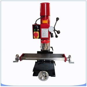 Image 3 - CNC Milling Machine Vertical Small Gear Drive Drilling Milling Machine 50  2500 rpm