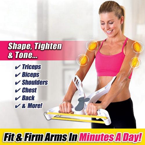 2017 Drop shipping Armor Fitness Equipment Grip Strength Wonder Arm Forearm Wrist Exerciser Force Fitness Equipment