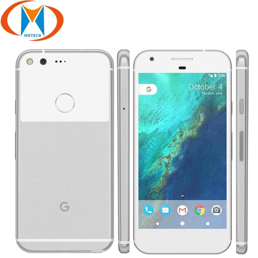 Original US Version Google Pixel 4GB RAM 32GB 128GB ROM Mobile Phone 5 Snapdragon 821 Quad