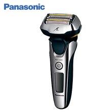 Panasonic ES-LV9Q-S820 Электробритва, Мультиподвижная 5D головка, Сухое / влажное бритье, Блокировка кнопки включения, Автоматическая станция очистки, Режим турбоочистки Sonic, Сенсорная технология бритья