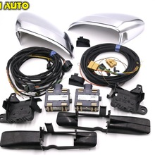 Voor Passat B8 8.5 Pa Facelift Mqb Rijstrook Veranderen Side Assist System Set Update Kit 3Q0 907 566 G 3Q0 907 590 G