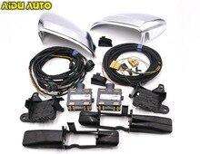 สำหรับPASSAT B8 8.5 PA Facelift MQB LANEเปลี่ยนSIDE ASSISTชุดUPDATEชุด3Q0 907 566 G 3Q0 907 590 G