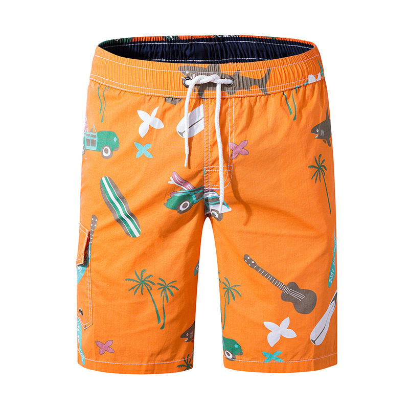 Swimwear Swimming Trunks Quick Dry Men Swim   Shorts   Swimsuits Bathing Suit Summer Bermuda Surf   Board   Beach   Shorts   Maillot De Bain