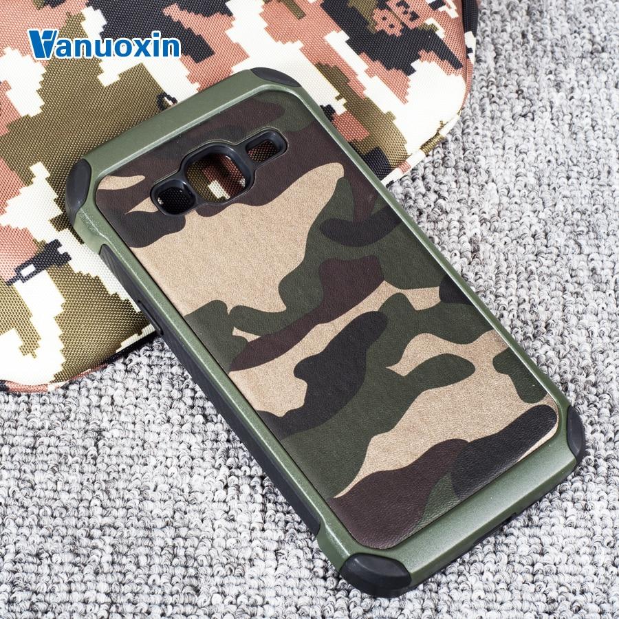 Galleria fotografica Casse del telefono Per Coque <font><b>Samsung</b></font> <font><b>Galaxy</b></font> J3 2016 custodia Per <font><b>Samsung</b></font> J3 J310 J3 2016 copertura della Cassa Army Camo Camouflage Molle Del Silicone copertura