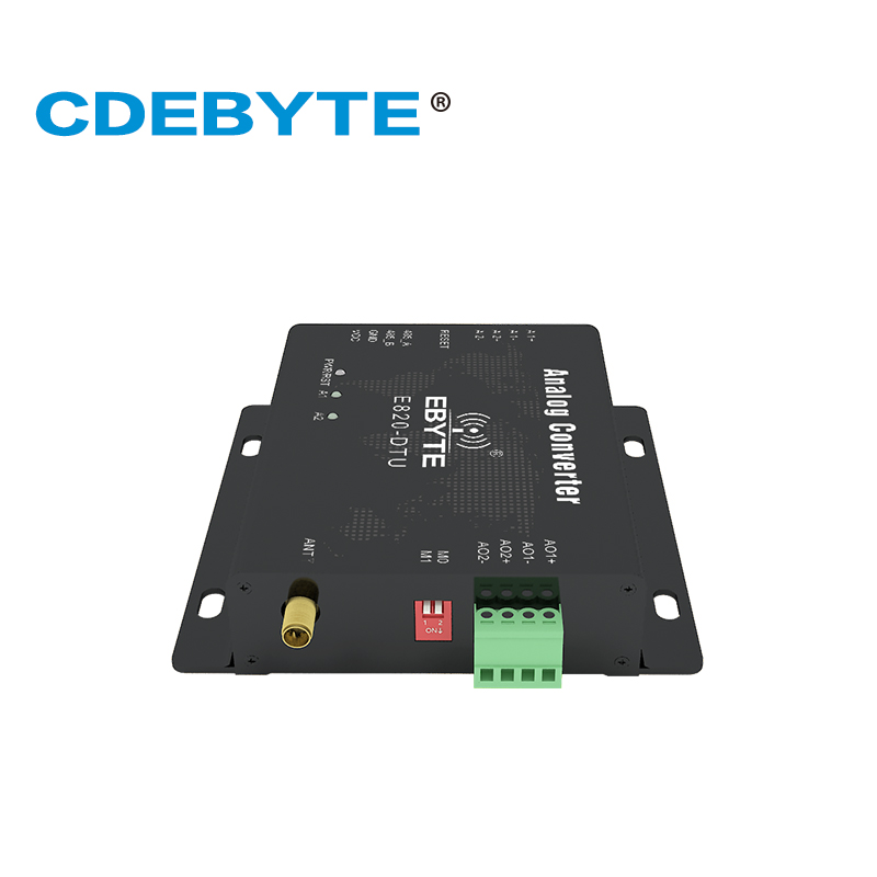 Image 5 - E820 DTU(2I2 433L) 433MHz Modbus Analog Acquisition 2 Channel Wireless Transceiver 1W RS485 Interface 433 mhz RF Module-in Communications Parts from Cellphones & Telecommunications