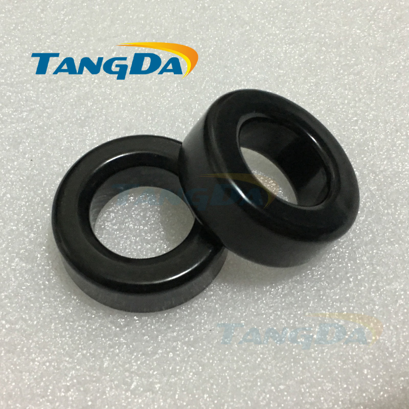 77254-A7 sendust M-157125-2 FeSiAl toroidal cores inductor CS400125 39.9*24.1*14.5mm uo:125 AL:157 winding filter W.
