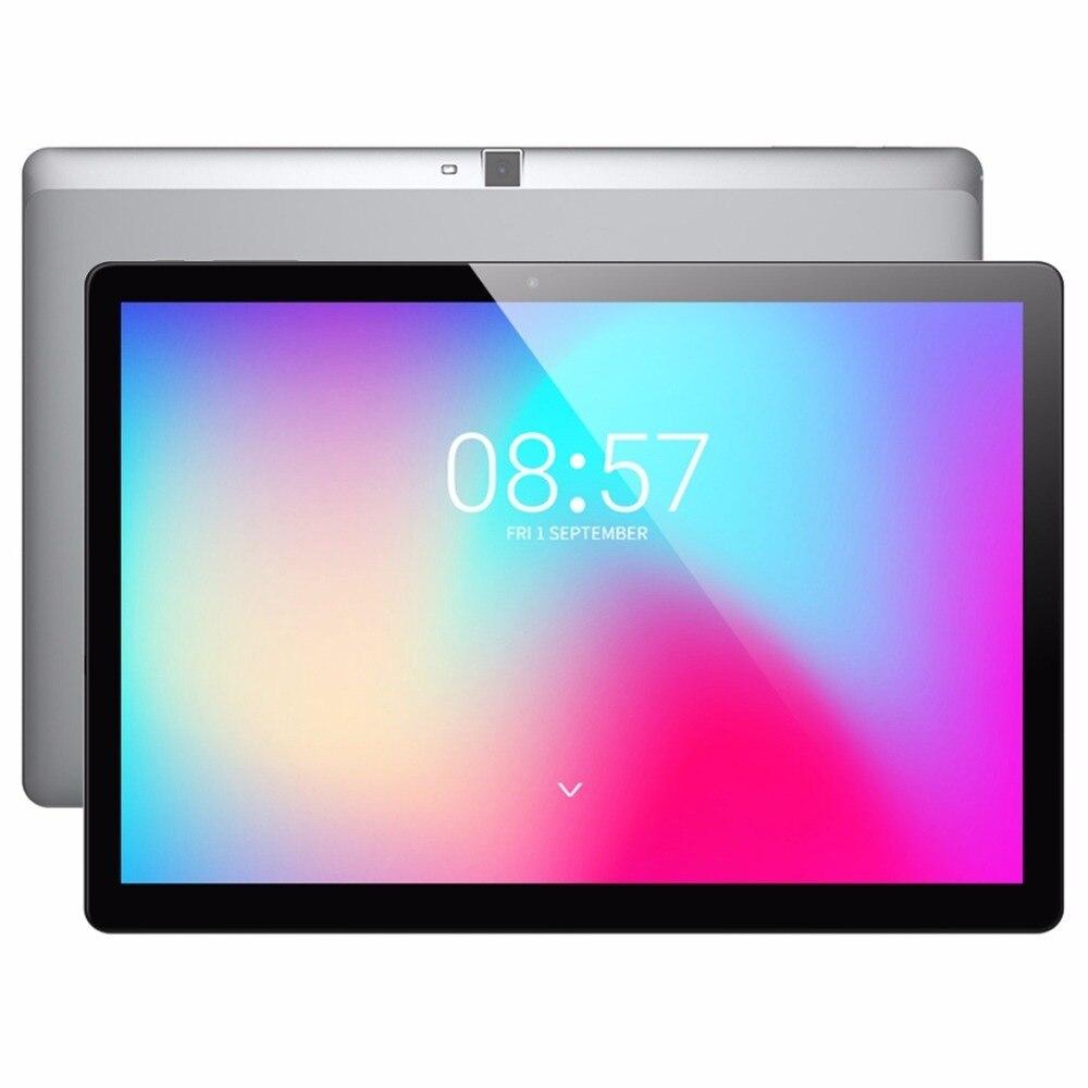 Tablettes d'appel téléphonique d'origine Cube Power M3 4G PC 10.1 pouces 2 GB 32 GB Android 7.0 MT6753 octa-core jusqu'à 1.5 GHz GPS 1920x1200