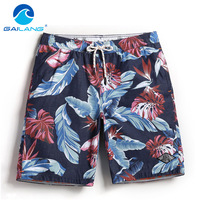 Gailang Brand Men Swimwear Swimsuits Swim Boxer Trunks Bermuda Men S Board Beach Shorts Quick Drying