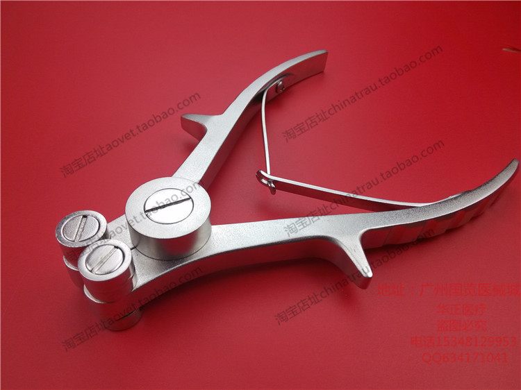 US $157 0 |Medical orthopedics instrument titanium plate bending device  stainless steel bending pliers osteone bending forceps-in Braces & Supports