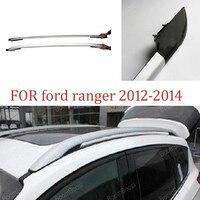 Крыше автомобиля боковой крючок багажник Чемодан несущей ABS автомобилей Интимные аксессуары для F/ord R/гнев 2012 2014
