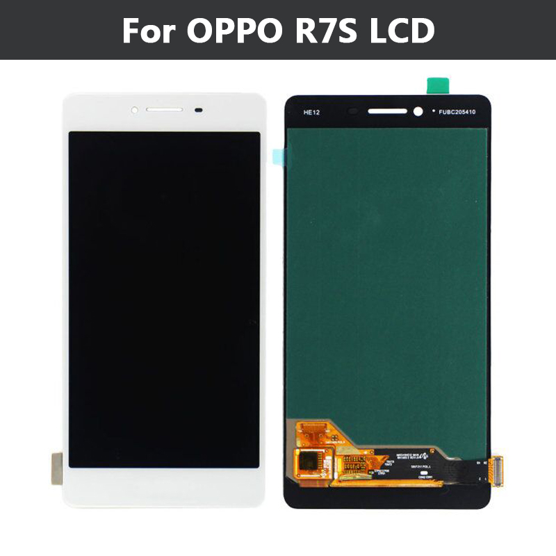 5.5 For Oppo R7S LCD screen Display with Touch Screen Digitizer Assembly lcd screen