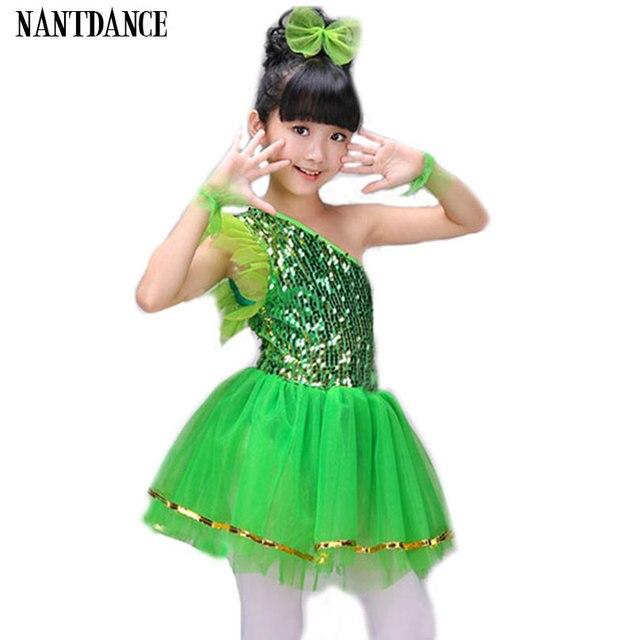 c6a7134553374 Nuevo vestido de Ballet para niñas