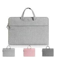 Laptop Sleeve Bag for Macbook Air 13 Case Nylon 11 12 13 14 15 15.6 Inch Zipper