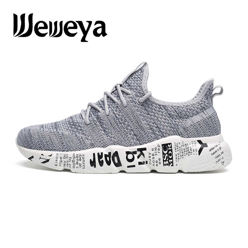 facafd013beb0 Breathable Mesh Men Running Shoes Lightweight Outdoor Sports Shoes Plus Size  45 46 Male Sneakers zapatillas