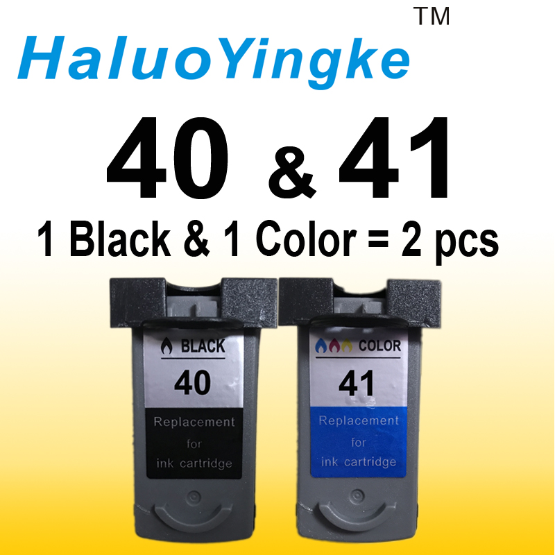 все цены на 2pcs Compatible ink cartridges For Canon PG40 CL41 PG-40 CL-41 iP1600 / IP1700 / IP1800 PG 40 CL41 MP140 MP160 MP180 MP190 онлайн