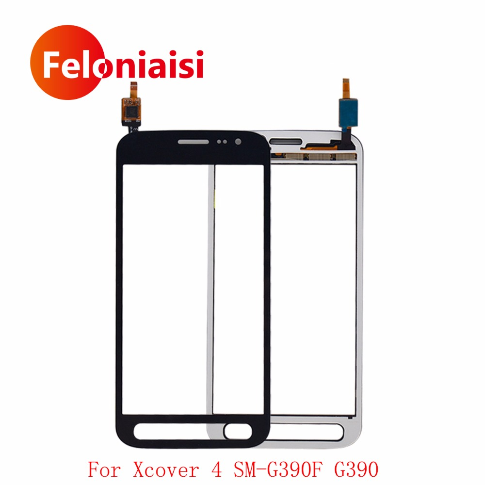High Quality 4 8 For Samsung Galaxy Xcover 4 SM G390F G390 Touch Screen Digitizer Sensor