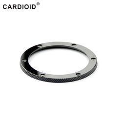 Hurtownie ceramika o wysokiej jakości czarny 35.7mm rama szkiełka zegarka dla HUBLOT
