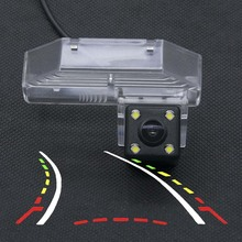 Автомобильная динамическая траектория движения заднего вида Камера для Mazda RX-8 2004 2005 2006 2007 2008 2009 2010 2011 Mazda 6 2009