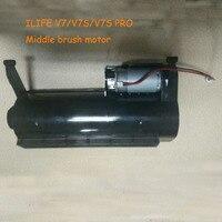 Original ILIFE V7 Middle Brush Motor 1 Pc Robot Vacuum Cleaner Parts Ilife V7 V7s Ilife