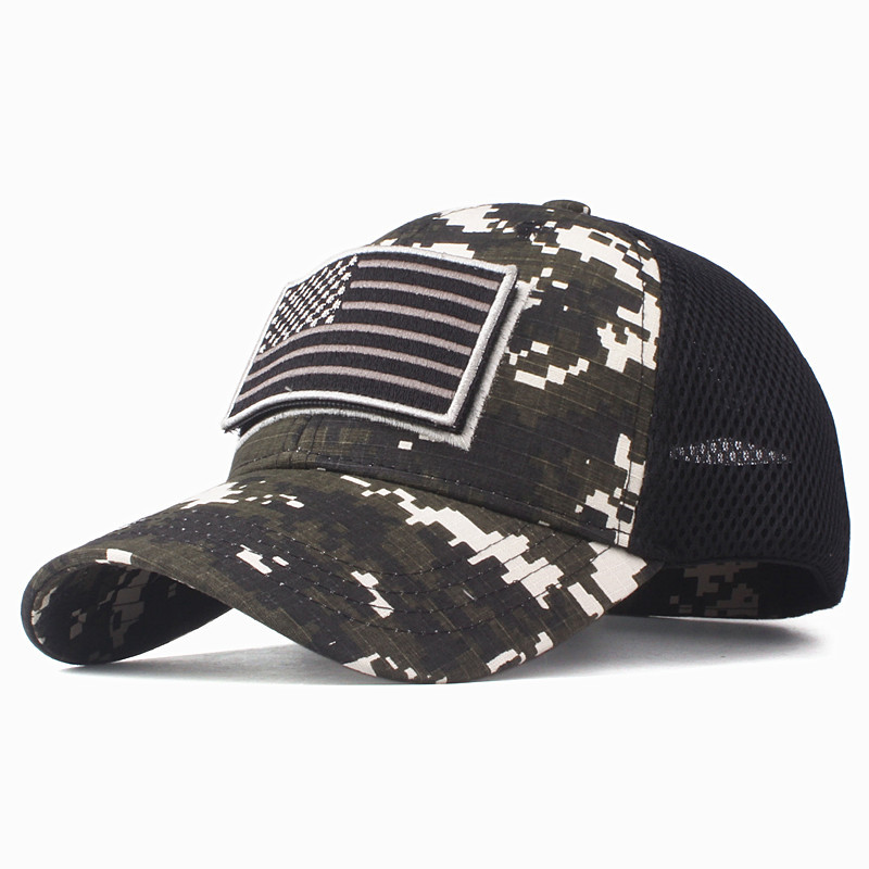 4th of July Celebration Vector Star Mens Flat Fit Low Profile Core Snapback Hat