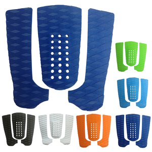 Surfboard Traction Pads Surf Pads EVA Foam Deck Pad Grip Skimboard Adhesive Grips All Boards