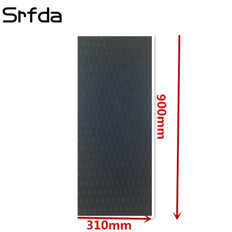 900*310*5mm Surfbrett deck pad daimond linie FR EVA Deck grip hat klebstoff sup deck pad in surfen Skifahren sport
