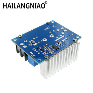 Image 4 - 300 w 20a DC DC 벅 컨버터 스텝 다운 모듈 정전류 led 드라이버 전력 스텝 다운 전압 모듈 전해 커패시터