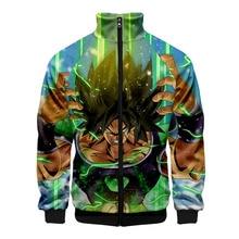 Dragon Ball Zipper Sports Jackets (Assorted Styles)