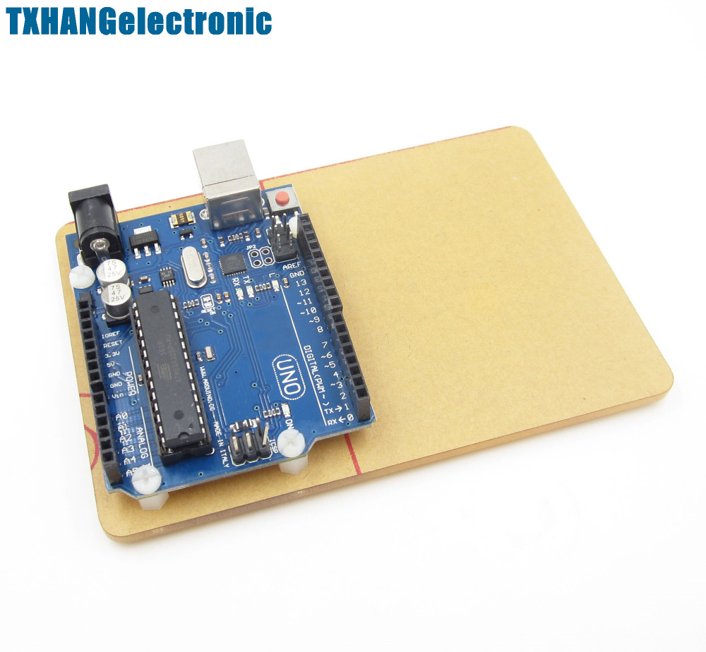 Universal Experimental Platform Transparent Clear Acrylic Board For Arduino UNO