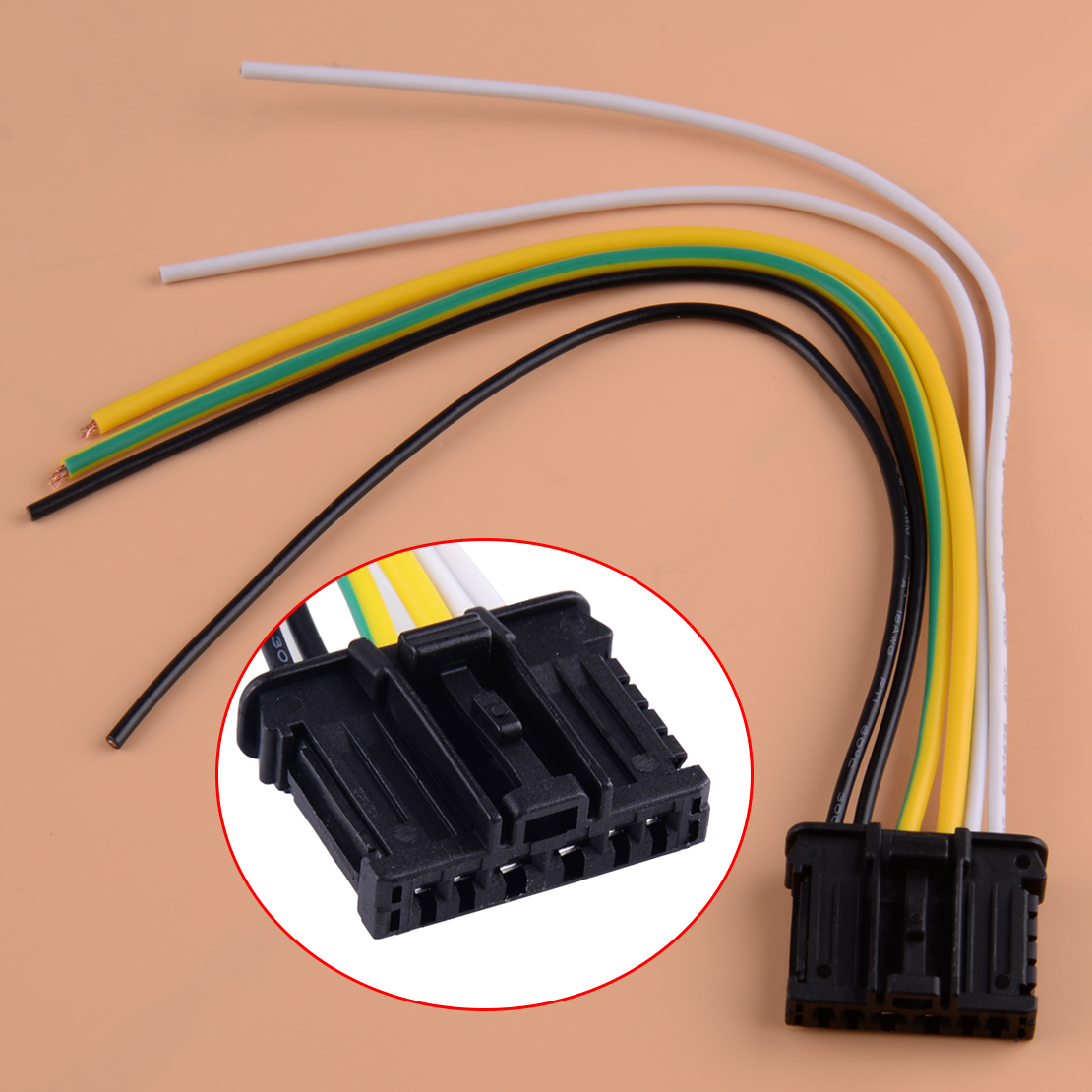 Wiring Loom For Peugeot 207