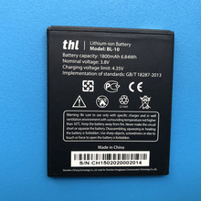 Original Battery for THL BL-10 1800mAh Backup Li-ion Battery for THL BL-10 BL10 T12 Smartphone Replacement стоимость