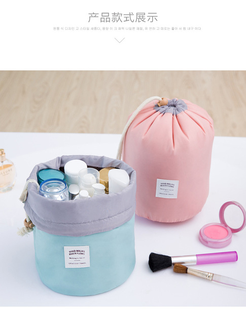 Make Up Bags Women Brush Necessaries Cosmetic Bag Travel Toiletry Storage Box Makeup Bag Wash Organizer Cases Luggage Covers