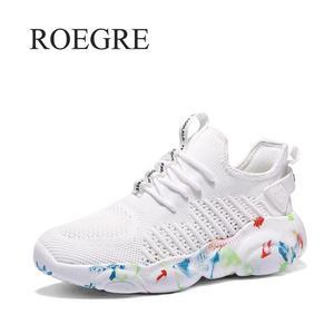 Image 3 - Mais tamanho 35 47 moda krasovki masculino sapatos casuais sapatos masculinos tênis leve respirável sapatos tenis masculino 2019 novo