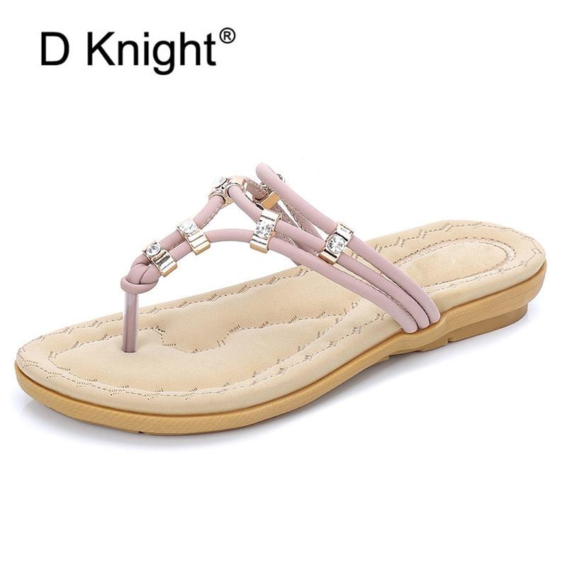 New 2018 Women Flip Flops Summer High Quality Fashion -4166