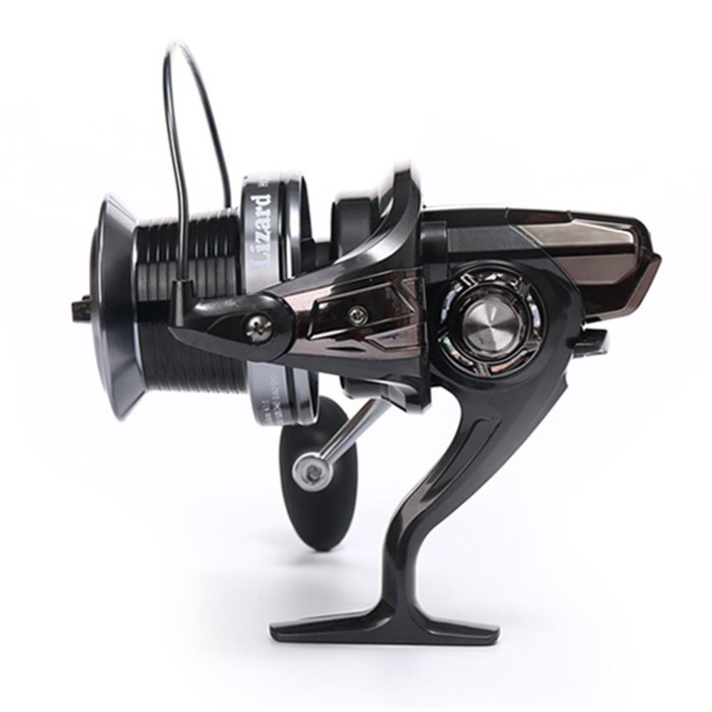 13+1BB All Metal Line Cap Fishing Reel Spinning Wheel Type Bait Casting Fishing Reel Fishing Accessories 5000 6000 9000 Series
