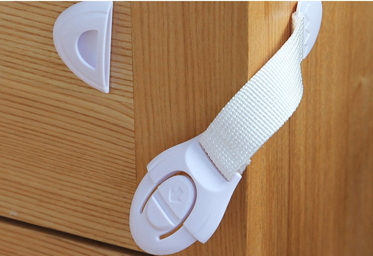 Aliexpress.com : Buy 10 pcs/lot Baby Drawer Safety Lock For Door ...