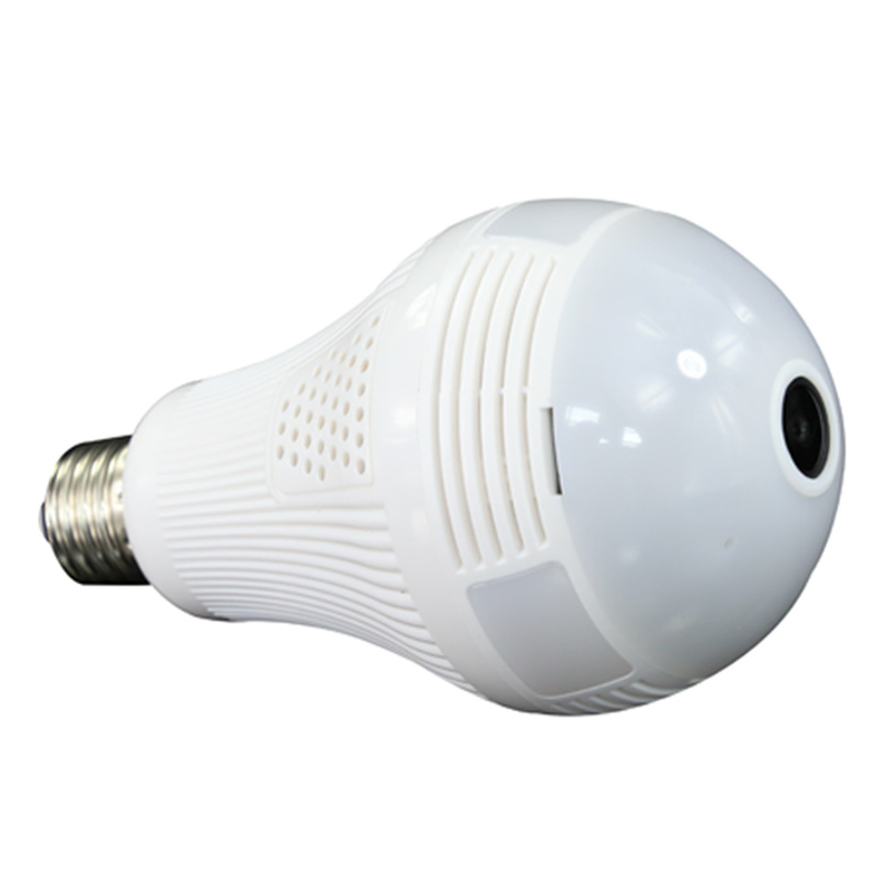 360 Degrees CCTV Home Security Camera 960P 1080P 3MP 5MP Wireless Panoramic IP 3D VR Camera WIFI Bulb Light FishEye Surveillance wifi ip bulb camera 360 fisheye panoramic bulb camera 1 3mp 960p cctv video surveillance wifi security camera