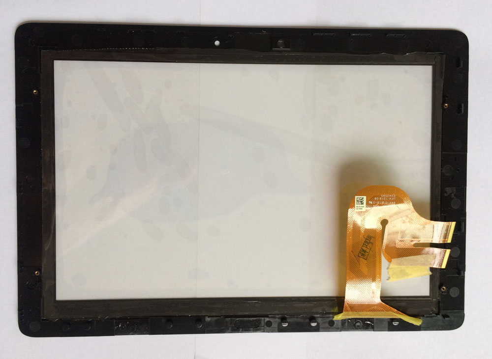 Original Touch Screen Digitizer with frame For Asus Transformer Pad TF700 TF700T TCP10D47 V0.2  Version  100% working perfectly new for asus eee pad transformer prime tf201 version 1 0 touch screen glass digitizer panel tools