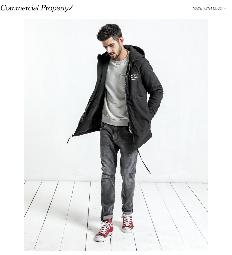 carta SIMWOOD abrigos hombres invierno de chaqueta 2018 los de BPwO7zq