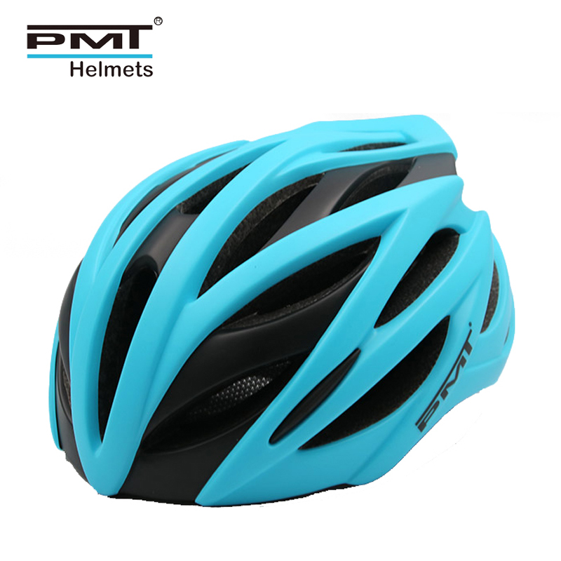 PMT road cycling helmet 2018 bicycle specialize bike helmets for men MTB mountain bike helm women 22 holes ultralight 240g L red цена