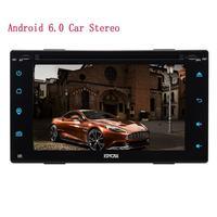 Électronique Android 6.0 Voiture pc Stéréo Wifi Bluetooth Tactile Panneau De Voiture DVD PC Tablet dans Dash GPS Navigation Autoradio Écran tactile