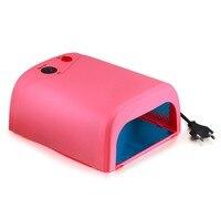 36W Professional Gel Nail Dryer High Quality UV Lamp 220V EU Plug Led Nail Lamp Curing