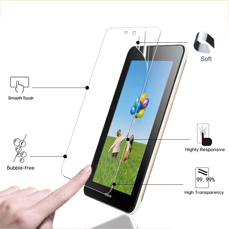 Premium HD Lcd Glossy Screen Protector Film For Huawei S7-701U 7.0