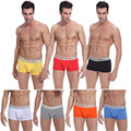 The most 1PC Men Modal Underwear Boxer Shorts Bulge Pouch soft Underpants