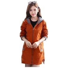 New Female Outerwear 2016 New Spring and Autumn Women's Plus Size Casual Jacket Fashion Female Coat Women Clothes M-5XL A144
