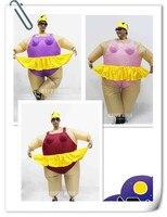 HI EN 14960 Inflatable Horse Racing Costumes