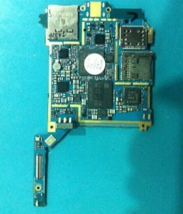 Used main circuit board motherboard PCB Repair Parts for Samsung GALAXY S4 Zoom SM-C101 C101 Mobile phone image