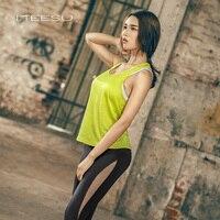 Women Yoga Vest Professional yoga Top Quick Dry Running Gym sports yoga Shirt Women fitness Tank Top sleeveless sport top