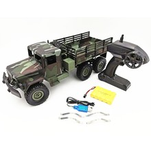 MN Modell MN77 1/16 2,4G 6WD Rc Auto mit LED Licht Camouflage Military Off-Road RC Crawler Auto fernbedienung Lkw RTR Spielzeug